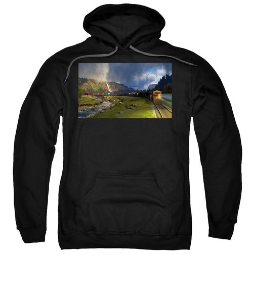 Echoes From The Caboose Sweatshirt