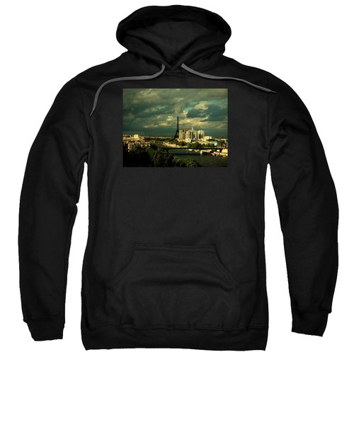 Eiffel Tower Paris France Sweatshirt