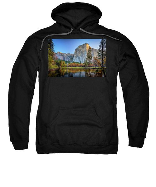 El Capitan Sunrise Sweatshirt