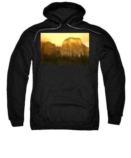El Capitan Yosemite Valley Sweatshirt