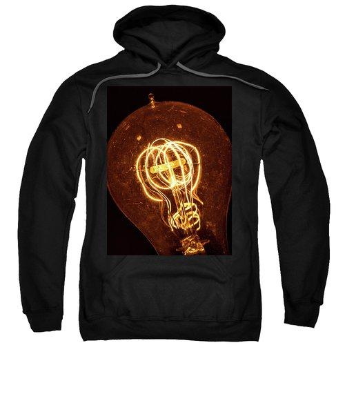 Electricity Through Tungsten Sweatshirt