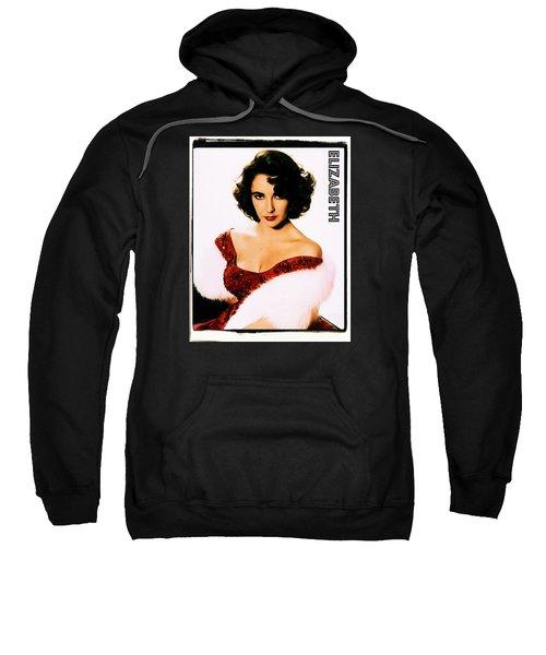 Elizabeth Taylor Sweatshirt by John Springfield
