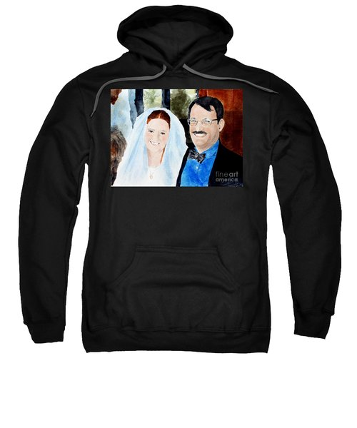 Emily And Jason Sweatshirt