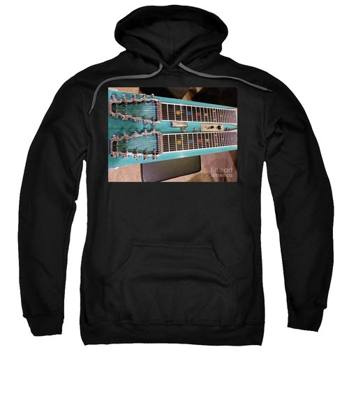 Emmons Lashley Legrande Pedal Steel Guitar Sweatshirt