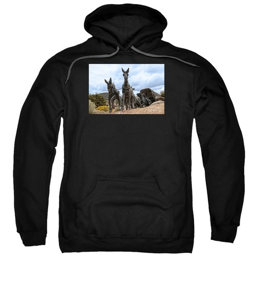 End Of The Long Trail Sweatshirt