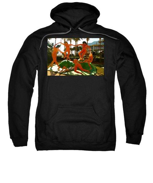 Enjoying  Key West Sweatshirt