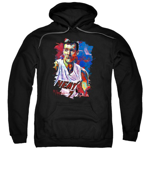 Enter The Dragon Sweatshirt by Maria Arango