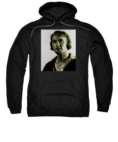 Errol Flynn In Color Sweatshirt