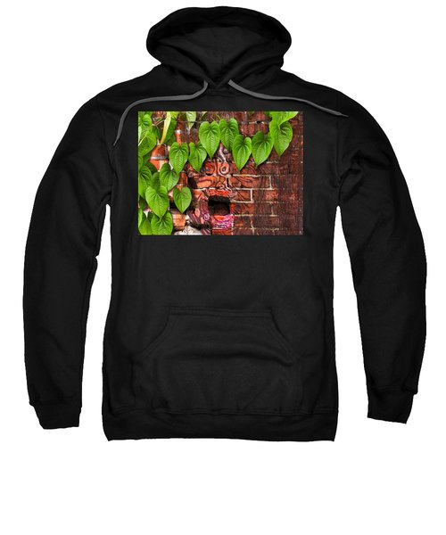 Even The Walls Cry Out Sweatshirt