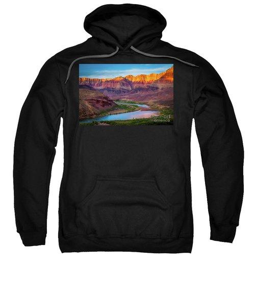 Evening At Cardenas Sweatshirt