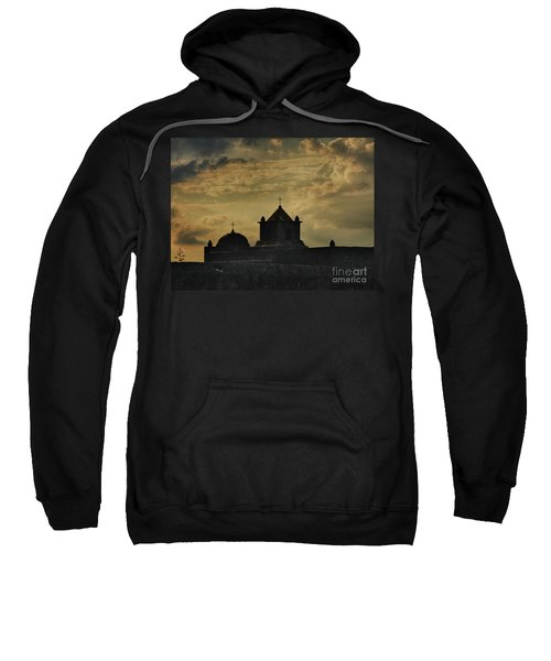 Evening At Goliad Sweatshirt