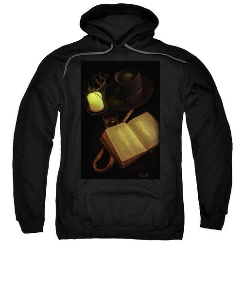 Evening Reading Sweatshirt