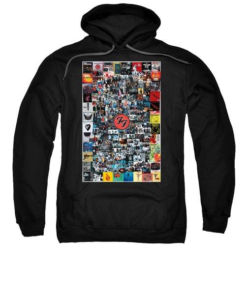 Extraordinary Hero Collage Sweatshirt