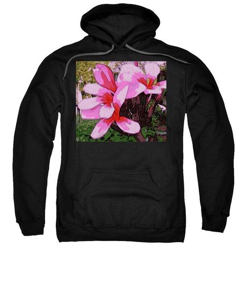 Exuberance Sweatshirt by Winsome Gunning