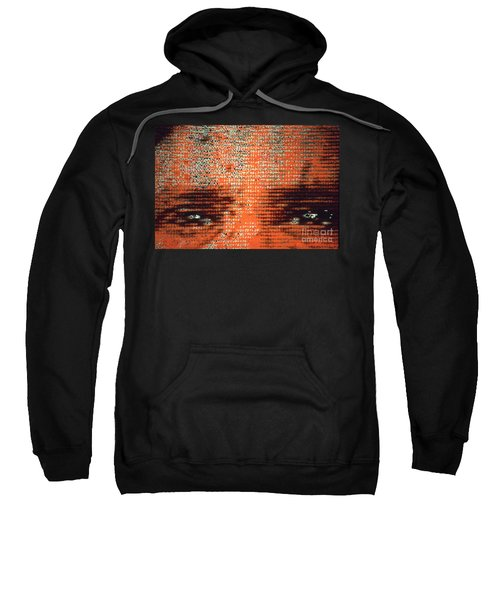 Eyes Tell All Sweatshirt