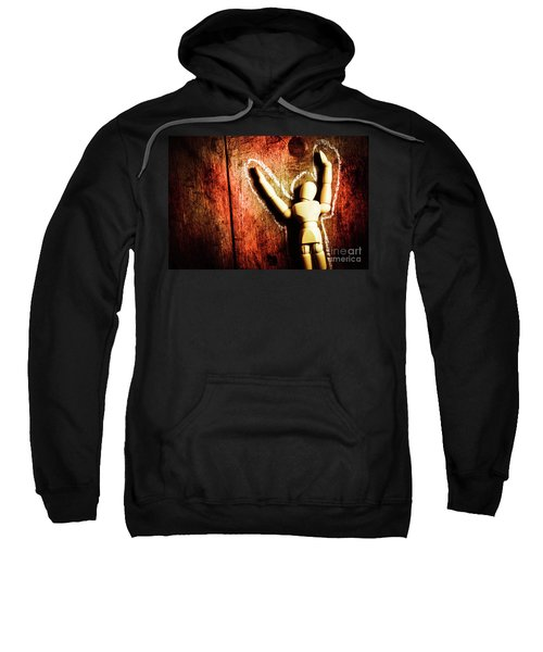 Faceless Victim Sweatshirt