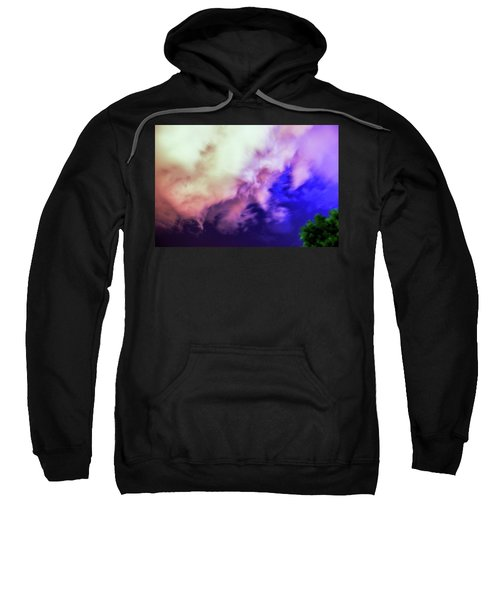 Faces In The Clouds 002 Sweatshirt