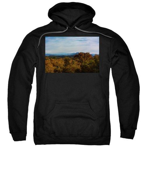 Fall In The Desert Sweatshirt