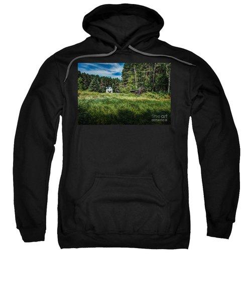 Farm In The Woods Sweatshirt