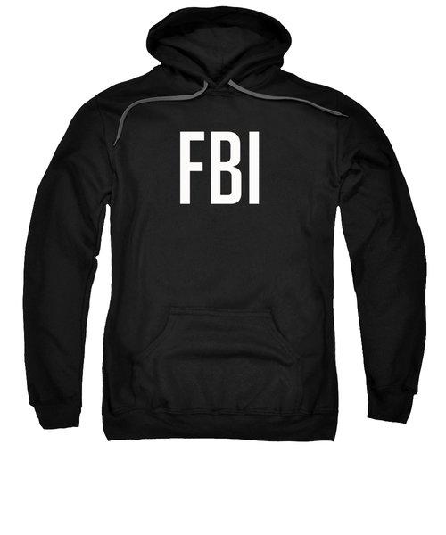 Fbi Tee Sweatshirt