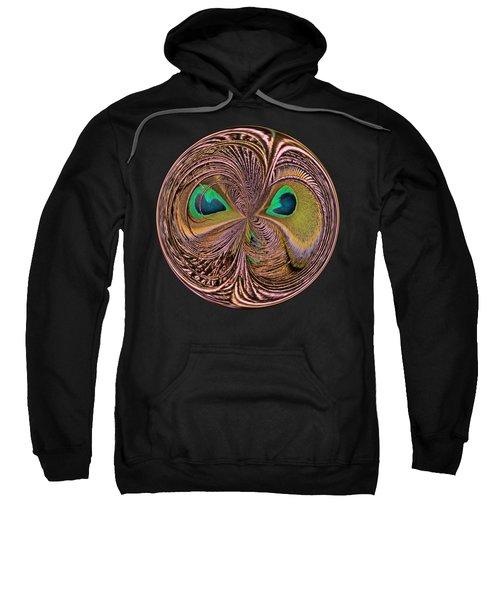 Feather Eyes Orb Sweatshirt