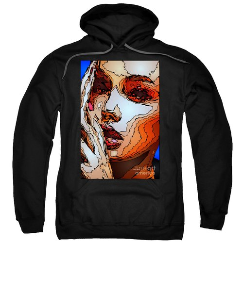 Female Expressions Viii Sweatshirt