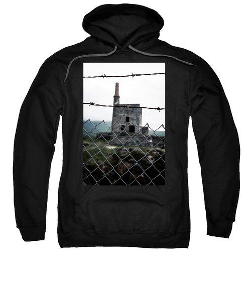Fenced Sweatshirt