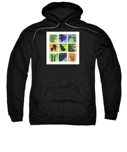 Ferns Of Hawaii Sweatshirt
