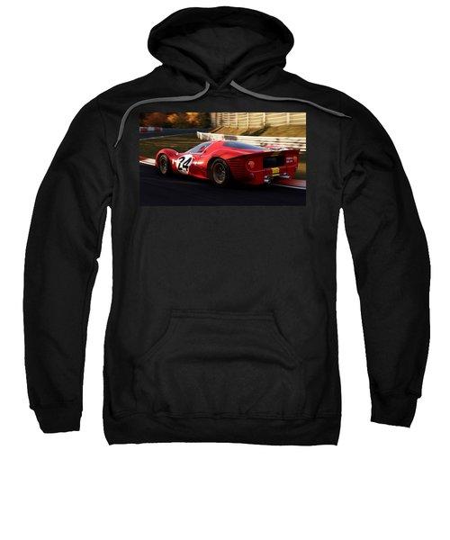 Ferrari 330 P4, Nordschleife - 17 Sweatshirt