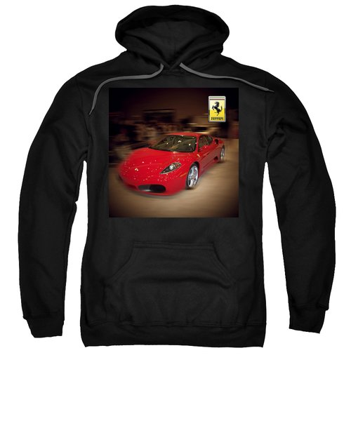 Ferrari F430 - The Red Beast Sweatshirt