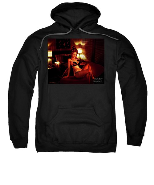 Fiery Nights Sweatshirt