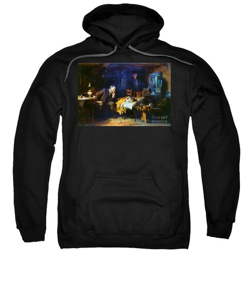 Fildes The Doctor 1891 Sweatshirt