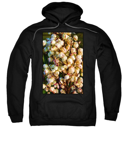 Filled With Joy Floral Bunch Sweatshirt