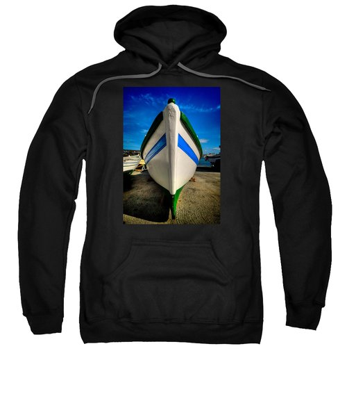 Sweatshirt featuring the photograph Fine Art Colour-108 by Joseph Amaral