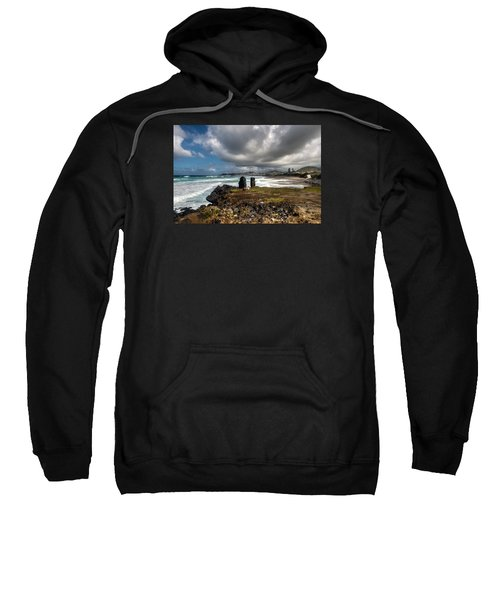 Sweatshirt featuring the photograph Fine Art Colour-173 by Joseph Amaral