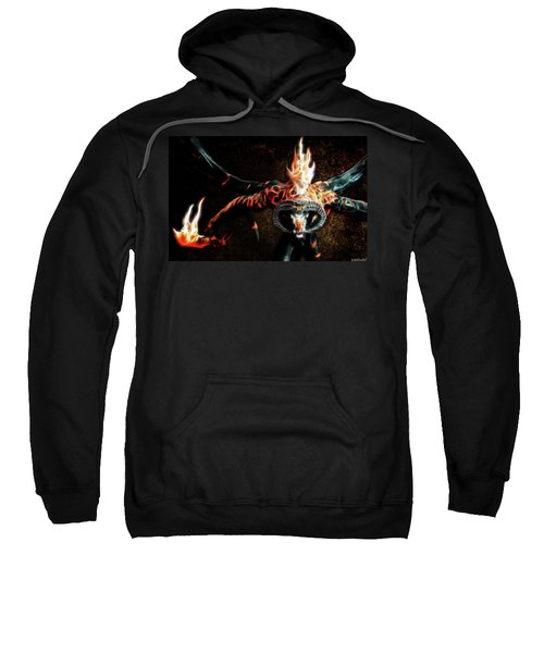 Fire Balrog Sweatshirt
