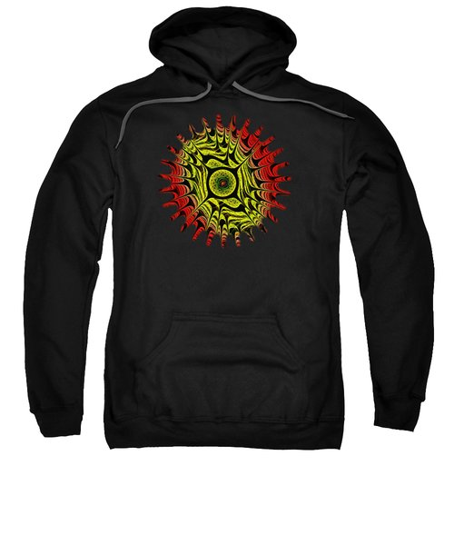 Fire Dragon Eye Sweatshirt