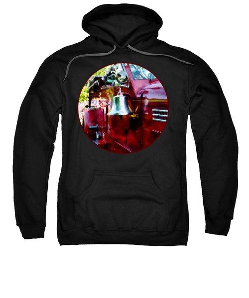 Fireman - Bell On Fire Engine Sweatshirt