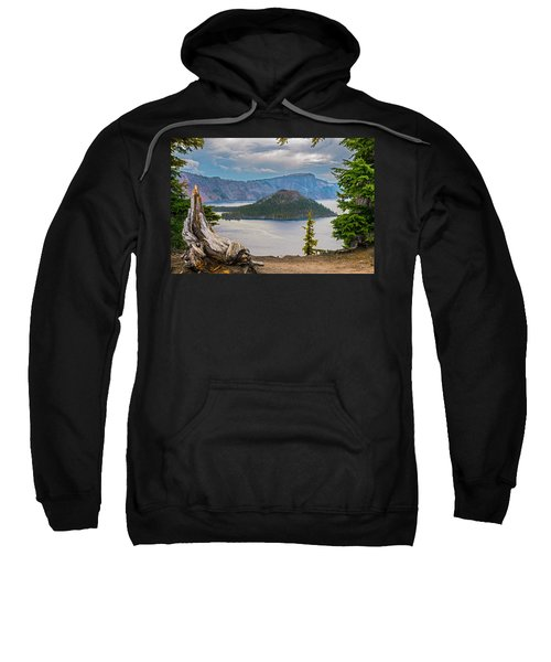 First Crater View Sweatshirt