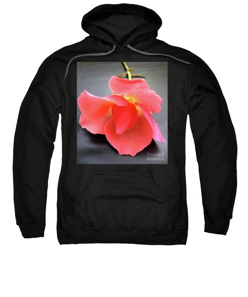 First Rose  Sweatshirt