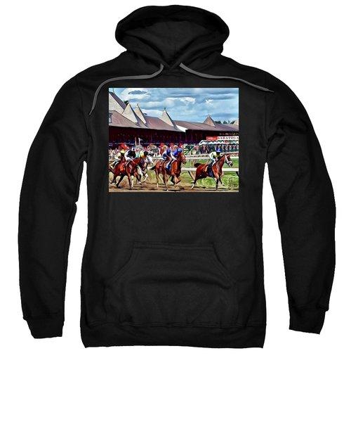 First Turn Saratoga Sweatshirt