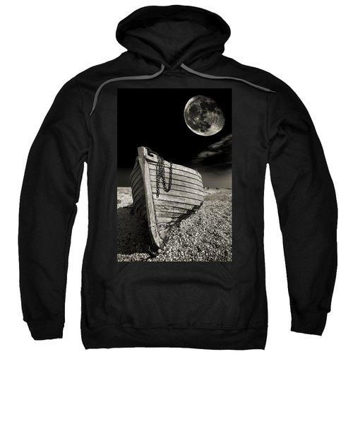 Fishing Boat Graveyard 3 Sweatshirt