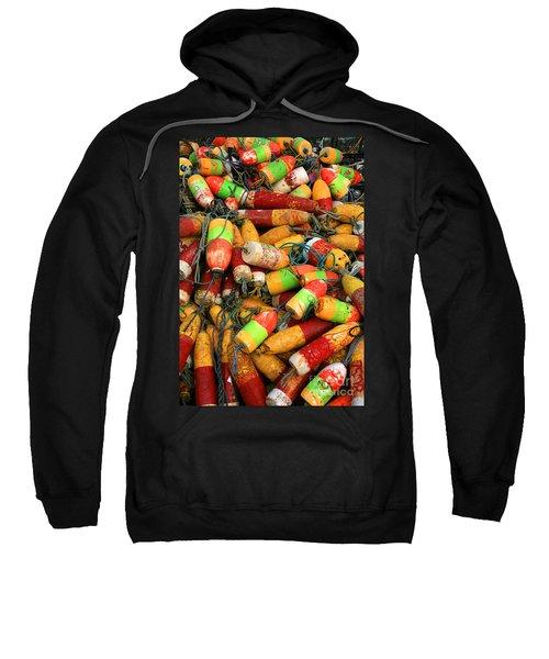 Fishing Buoys Sweatshirt