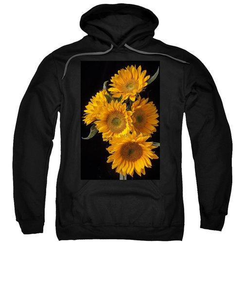 Five Sunflowers Sweatshirt