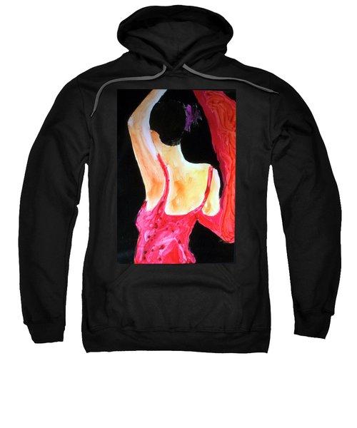 Flamenco Evening Sweatshirt