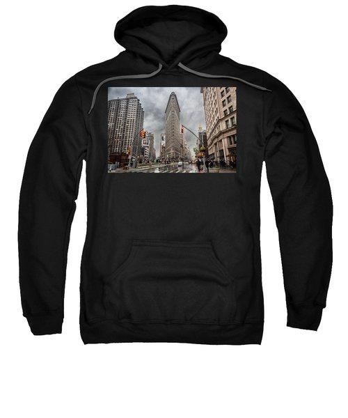 Flatiron Loveliness Sweatshirt