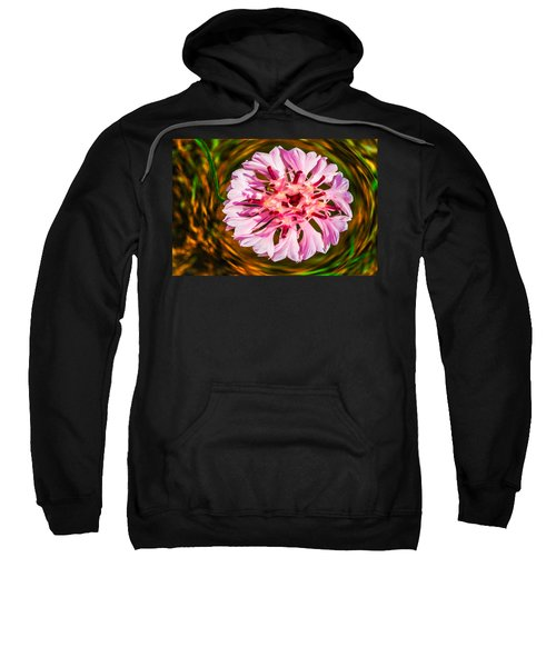 Floating In Time Sweatshirt