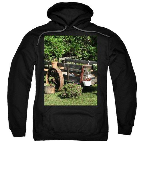 Flower Cart Sweatshirt