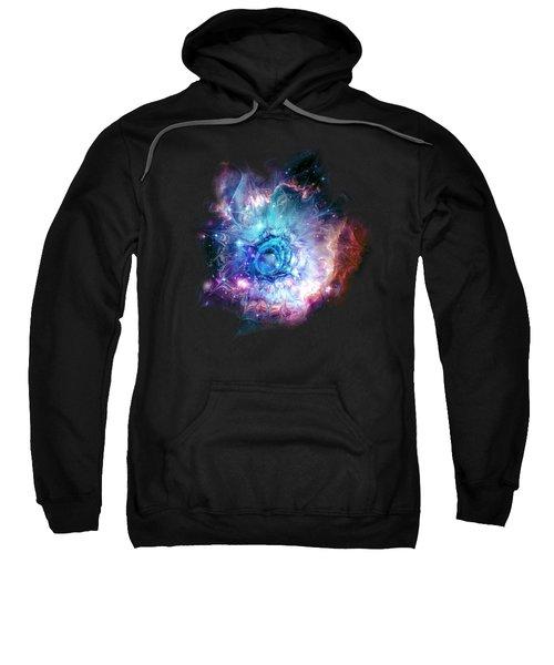 Flower Nebula Sweatshirt