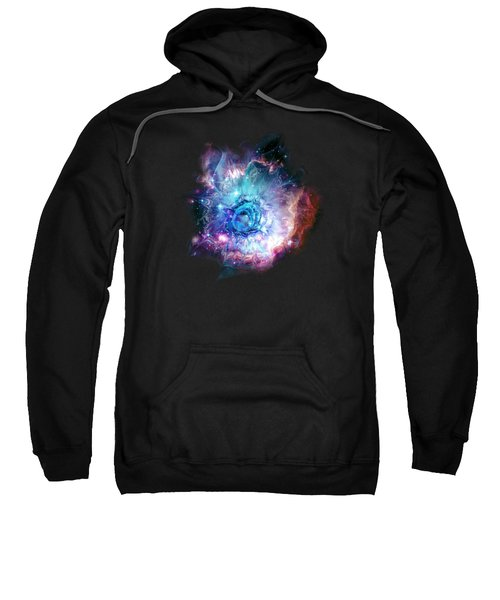 Flower Nebula Sweatshirt